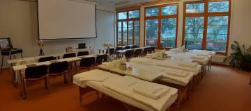 Kosmetický seminář Alcina