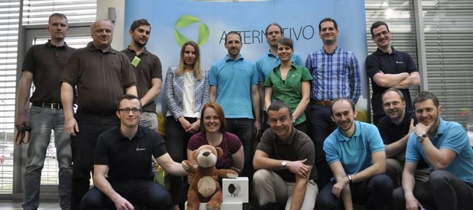 Konference Alternetivo Praha